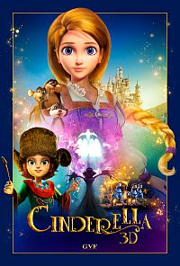 Cinderella And The Secret Prince Cover