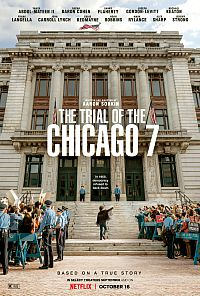 The Trial Of The Chicago 7 Cover