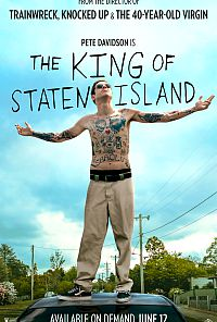 The King Of Staten Island Cover