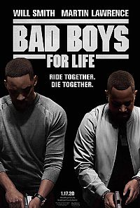 Bad Boys For Life Cover