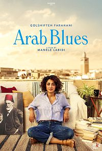 Arab Blues Cover