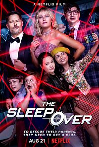 The Sleepover Cover