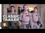 Ghostbusters Trailer (1984)