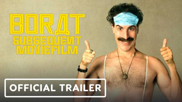 Borat Subsequent Moviefilm Trailer (2020)